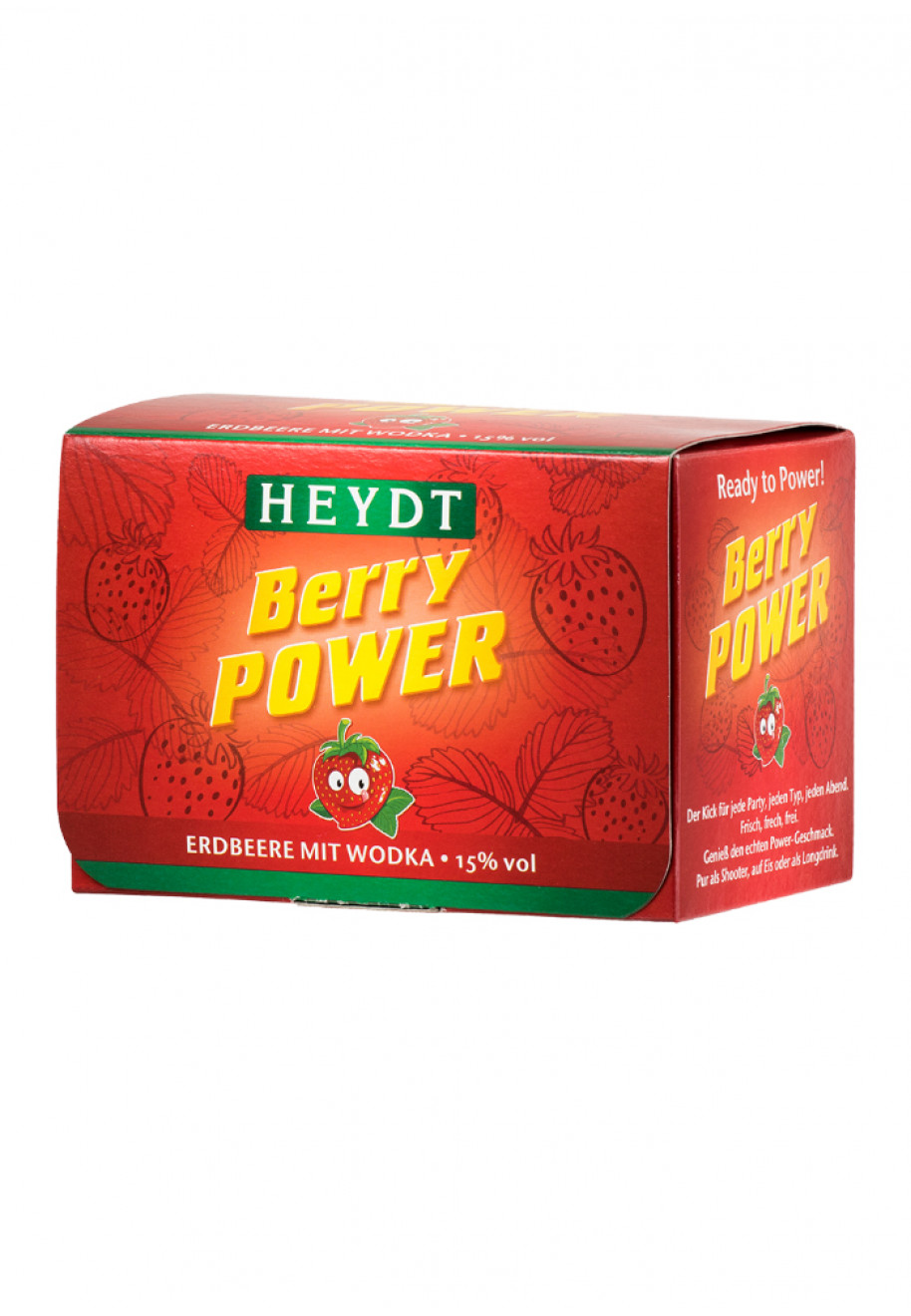 Berry Power 12er Pack